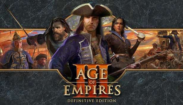 Age of Empires III: Definitive Edition pro Windows.