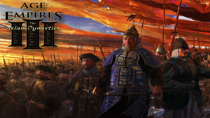 Age of Empires III: The Asian Dynasties pro Windows.