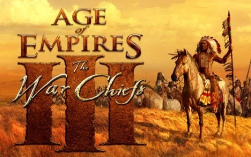 Age of Empires III: The WarChiefs pro Windows.