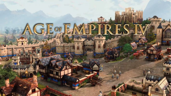 Age of Empires IV pro Windows.