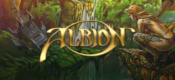 Albion pro DOS.