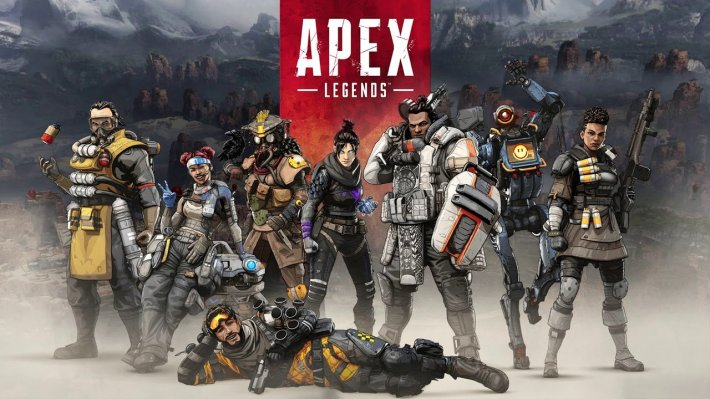 Apex Legends pro Windows.