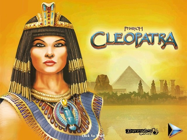 Cleopatra: Queen of the Nile pro Windows.