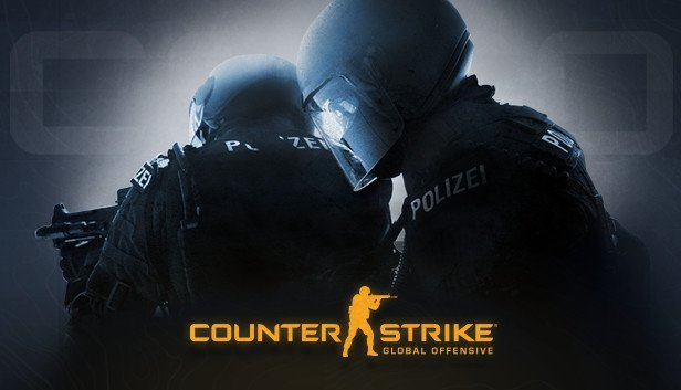Counter-Strike: Global Offensive pro Windows.