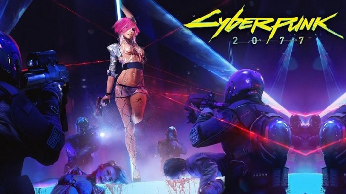 Cyberpunk 2077 pro Windows.
