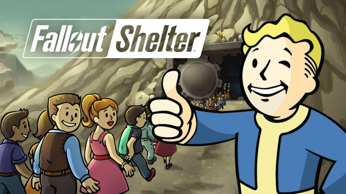 Fallout Shelter pro Android.