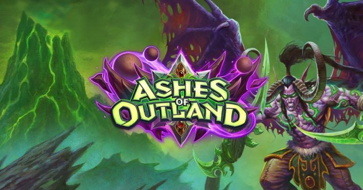 Hearthstone: Ashes of Outland pro Windows.