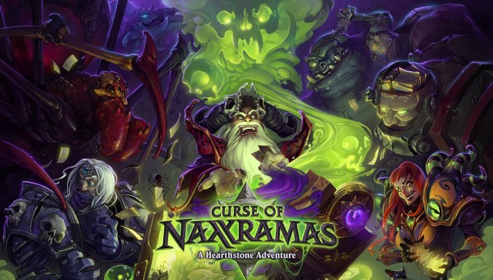 Hearthstone: Curse of Naxxramas pro Windows.