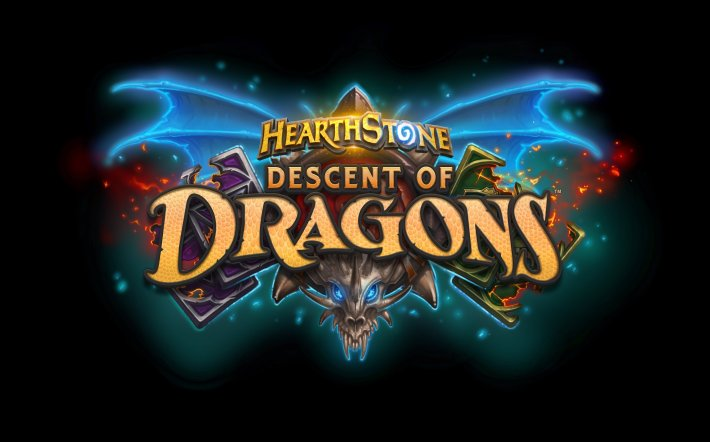 Hearthstone: Descent of Dragons pro Windows.