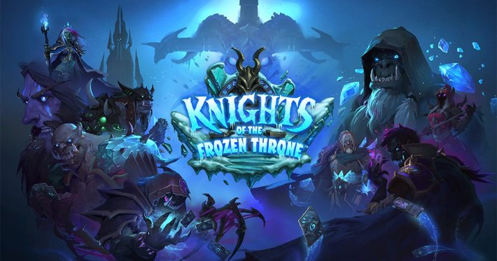 Hearthstone: Knights of the Frozen Throne pro Windows.