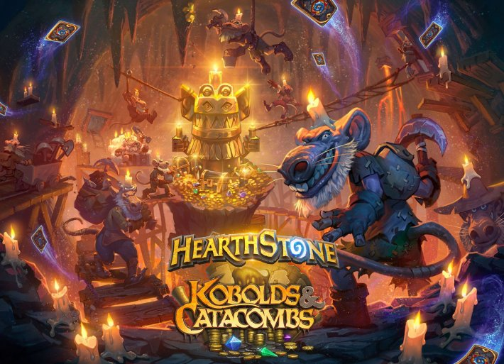 Hearthstone: Kobolds and Catacombs pro Android.