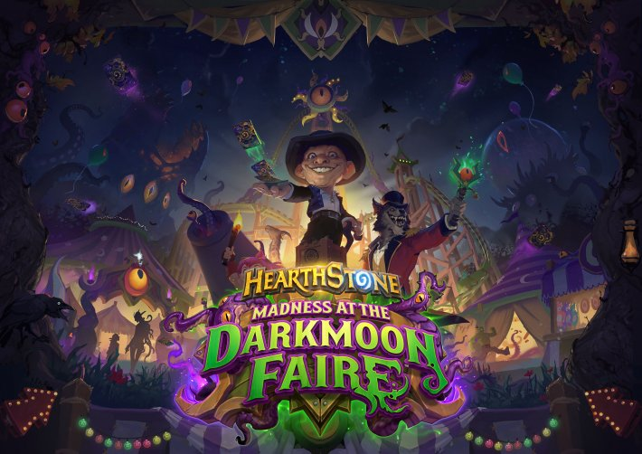 Hearthstone: Madness at the Darkmoon Faire pro Windows.