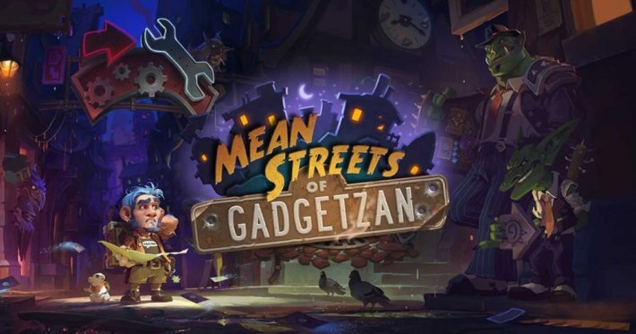 Hearthstone: Mean Streets of Gadgetzan pro Windows.