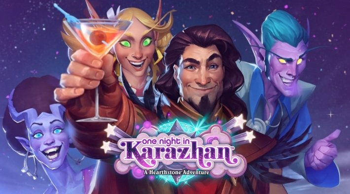 Hearthstone: One Night in Karazhan pro Windows.
