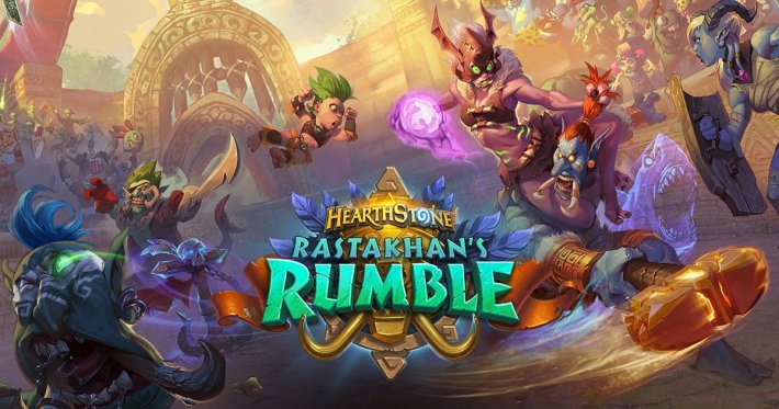 Hearthstone: Rastakhan's Rumble pro Android.