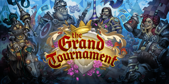 Hearthstone: The Grand Tournament pro Windows.