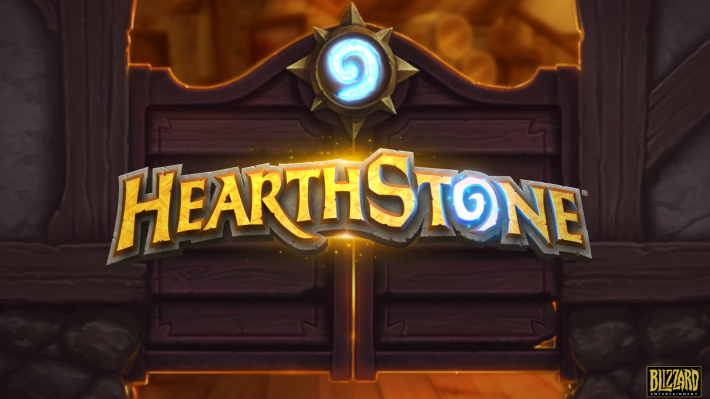 Hearthstone pro Windows.