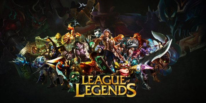 League of Legends pro Windows.