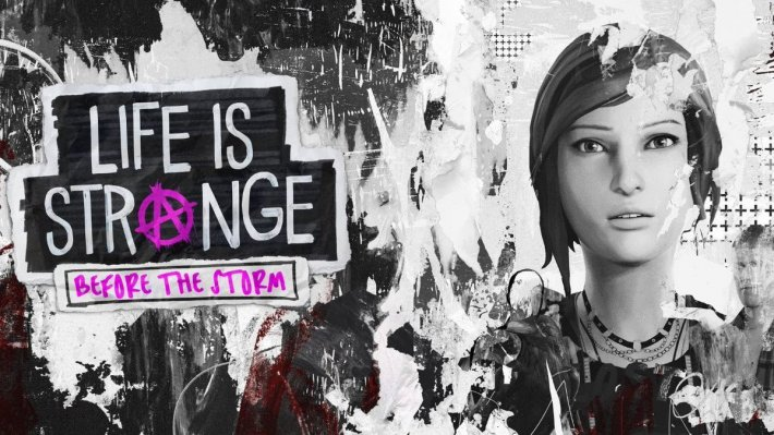 Logo Life is Strange: Before the Storm