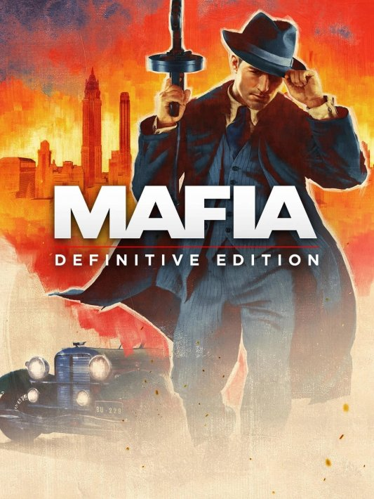 Mafia: Definitive Edition pro Windows.