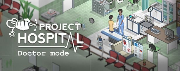 Project Hospital - Doctor Mode pro Windows.