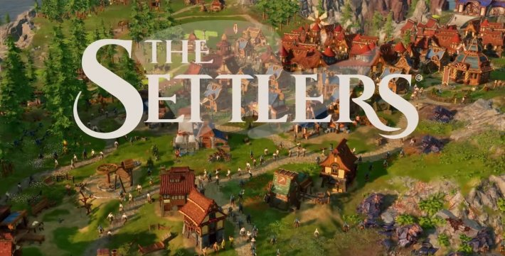 The Settlers pro Windows.