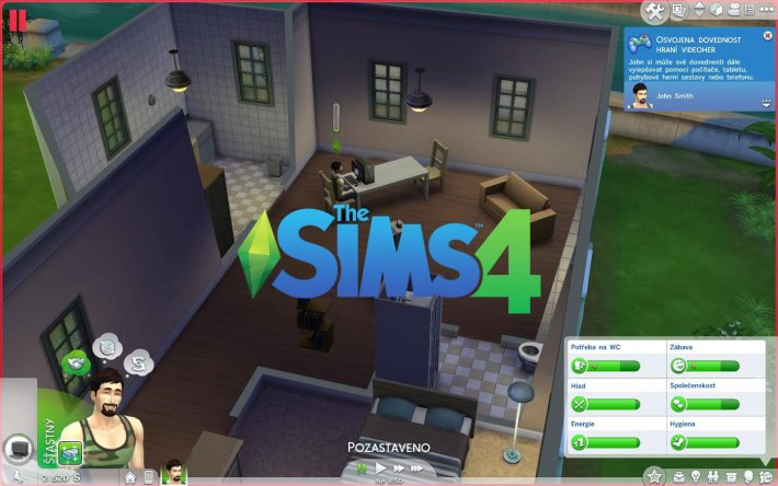 The Sims 4 pro Windows.