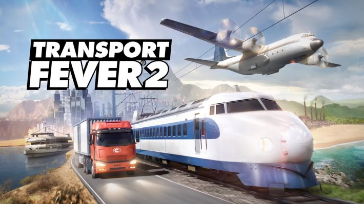 Transport Fever 2 pro Windows.