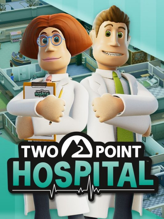 Two Point Hospital pro Windows.