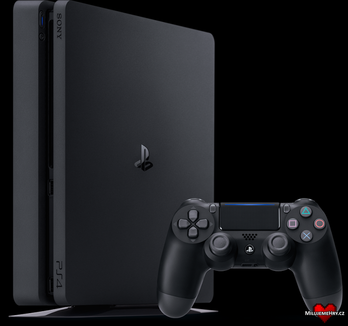 Konzole PlayStation 4 Slim